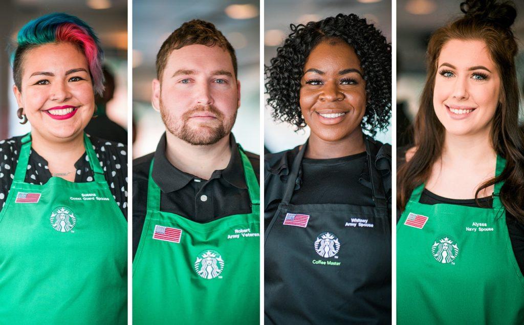 Starbucks si pagará a sus empleados en Estados Unidos y Canadá, en México no