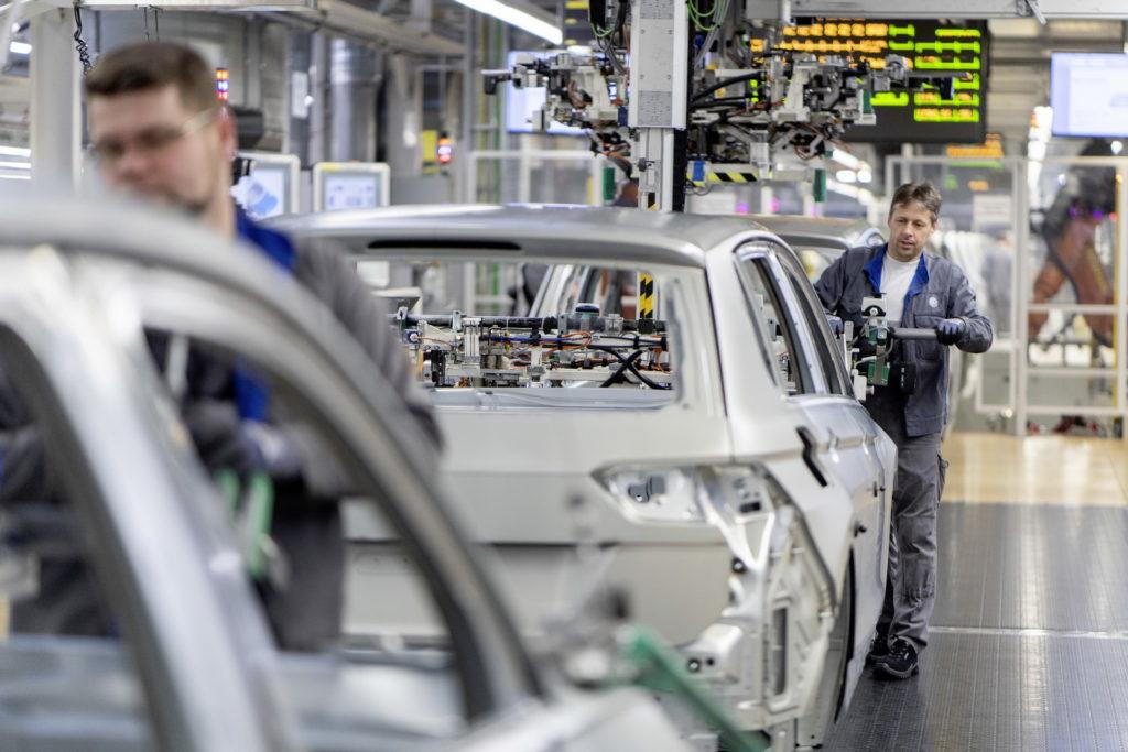 Volkswagen suspende la producción en las plantas de Italia, Portugal, Eslovaquia y España