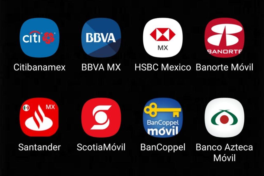 ¿Como aplican? Aquí te explicamos como funcionarán los apoyos de Bancos en México por contingencia