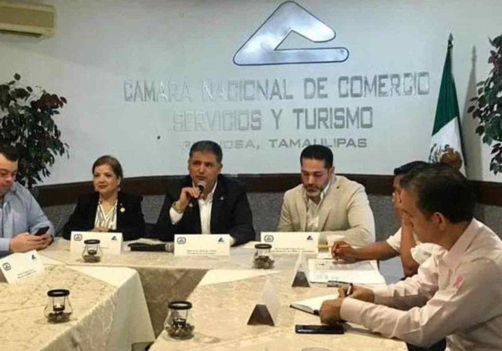 ¡No pagarán impuestos! Empresarios de Tamaulipas se declaran en resistencia civil