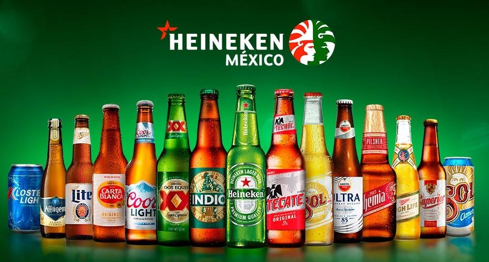 Grupo Heineken dejará de distribuir y producir cervezas por Emergencia Sanitaria