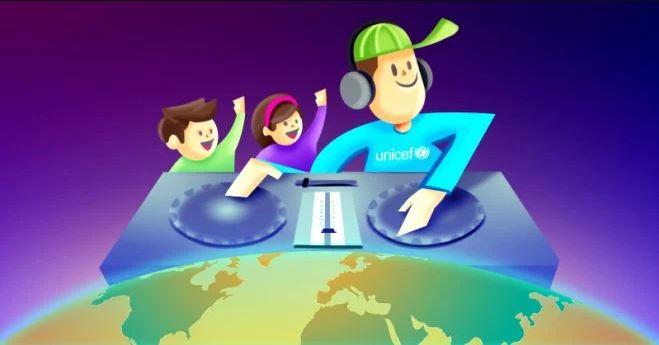 Festival by EMPO: DJ's de todo el mundo se unen con la Unicef a favor de las niñas y niños