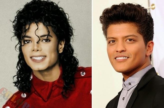 Aseguran que Michael Jackson es el padre biológico de Bruno Mars
