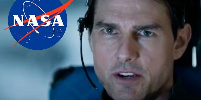 Tom Cruise y la NASA filmarán película en el espacio