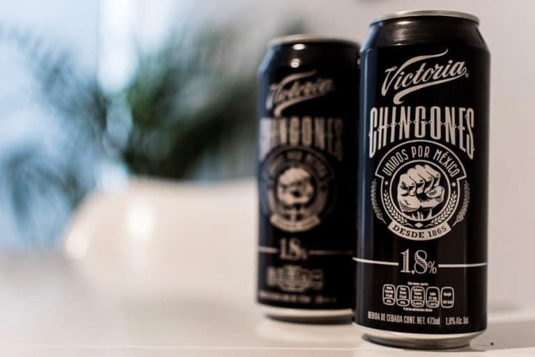 ¡Chingones! Lanza Victoria cerveza que legalmente no es una bebida alcohólica