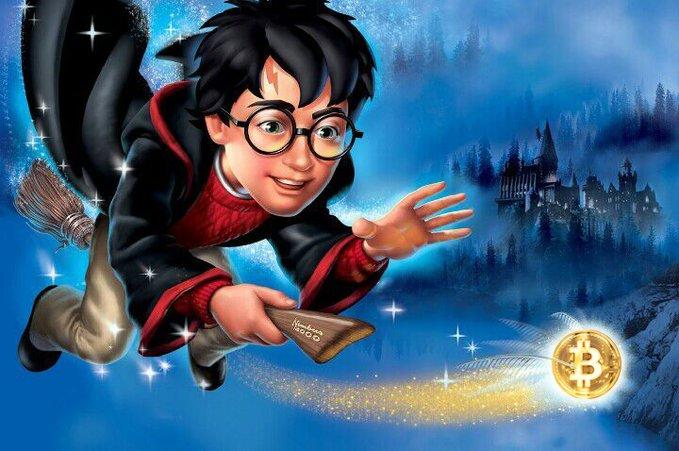 ¿Harry Potter tras el bitcoin dorado? Elon Musk platicó con J.K. Rowling sobre criptomonedas
