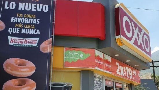 Krispy Kreme llegará a las tiendas Oxxo y se vuelve viral