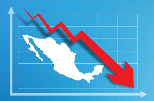 Exportaciones de México a Estados Unidos se desploman un 57% revela el INEGI