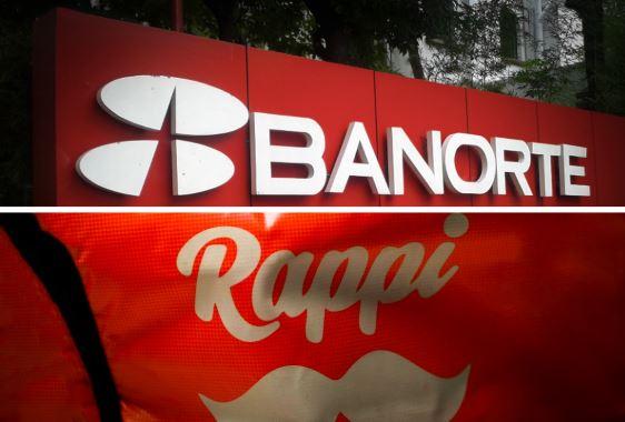 Banorte y Rappi se unen para llevar productos financieros a domicilio
