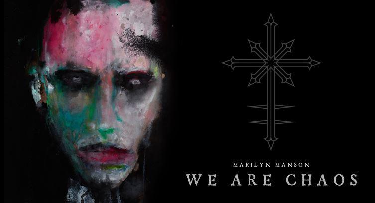 Marilyn Manson reaparece con su nuevo album We are chaos