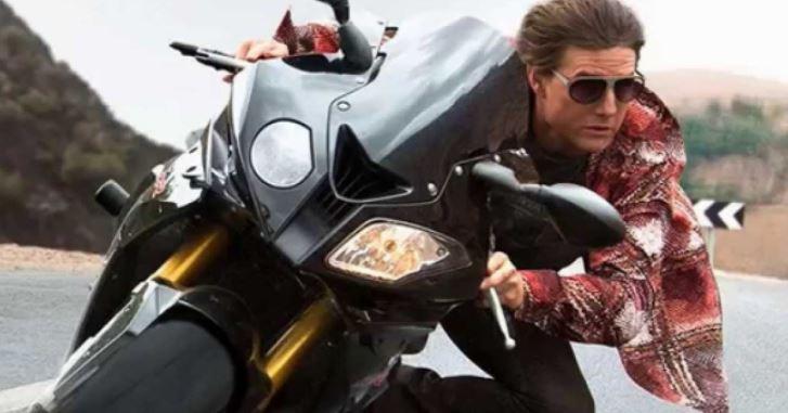 En VIDEO: Tom Cruise arriesga la vida en rodaje de Misión Imposible 7, sin usar extras