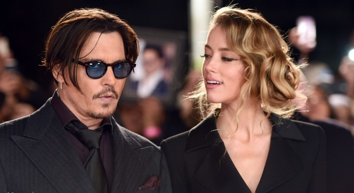 ¡Sigue el pleito! Amber Heard contrademanda a Johnny Depp