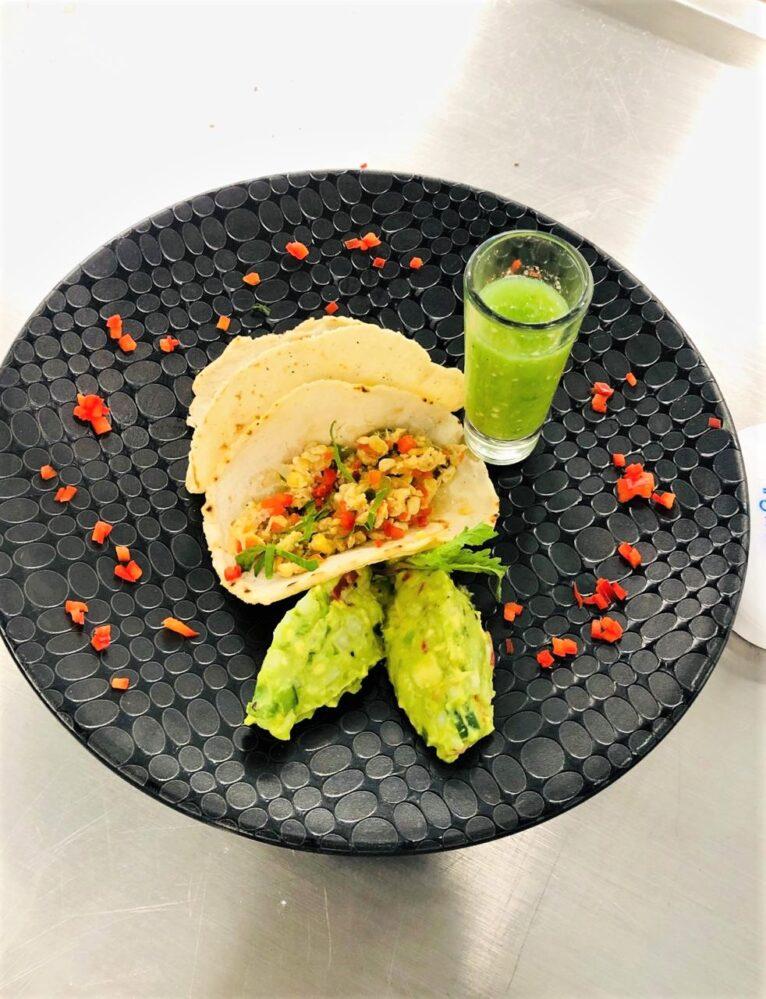 Los insectos un delicioso patrimonio gastronómico de México: chef Beverly Ramos