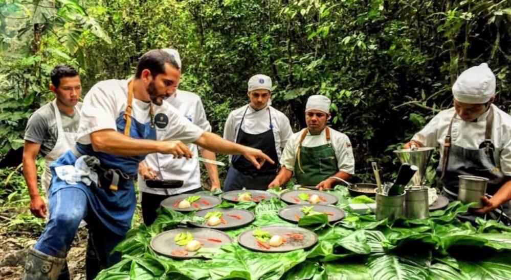 FAO: El chef Rodrigo Pacheco es nombrado embajador de Buena Voluntad, crea conciencia medioambiental con sus platillos