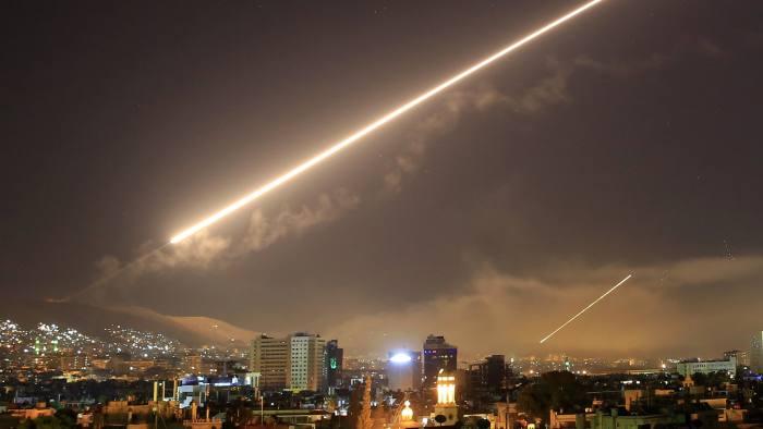 Habrá 'consecuencias' advierte Siria tras ataque aéreo de Estados Unidos
