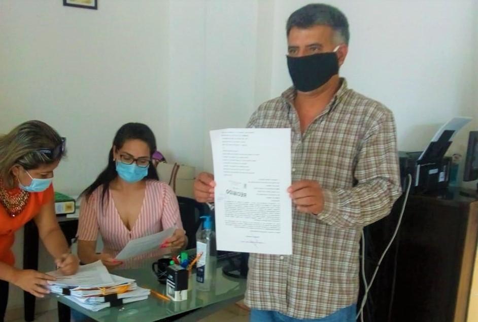 PRD: Impugna Roberto Romero candidatura de Manuel Andrade para la alcaldía de Centro