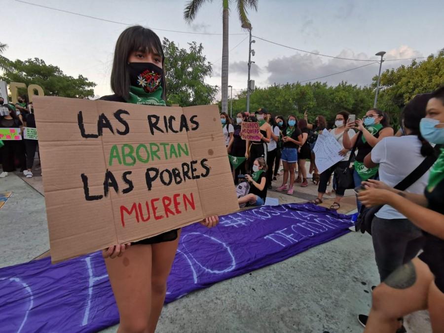 Rechaza Congreso de Quintana Roo despenalizar el aborto