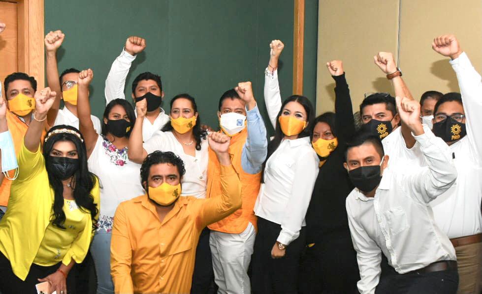 Chucho Pool y la alianza «Vamos por Cancún» rescatarán Benito Juárez