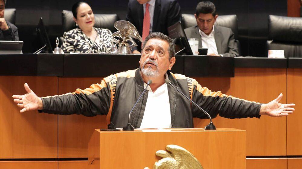 Retira INE candidatura a Félix Salgado Macedonio por no presentar gastos de precampaña