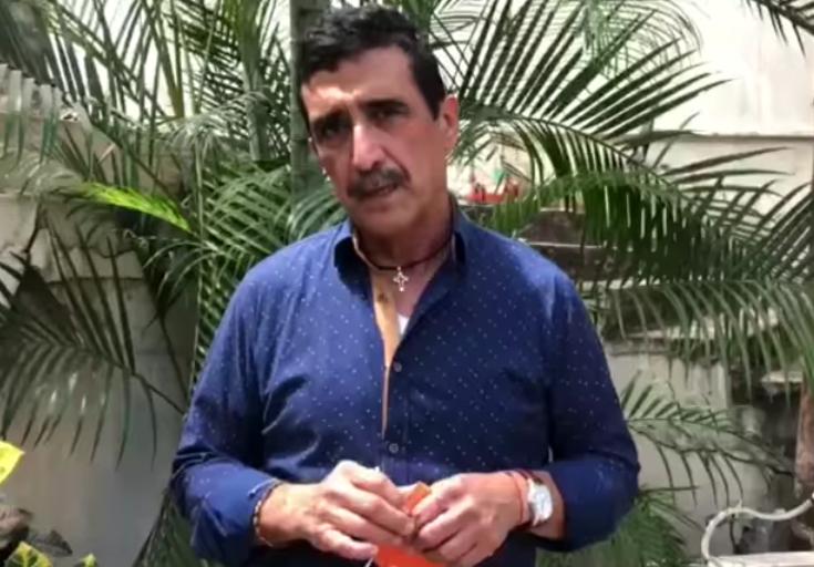 VIDEO: En Tuxtla Gutiérrez hay vacío de poder denuncia Francisco Rojas Toledo