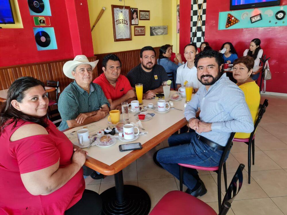 El PRD se sigue fortaleciendo en Quintana Roo: Leobardo Rojas