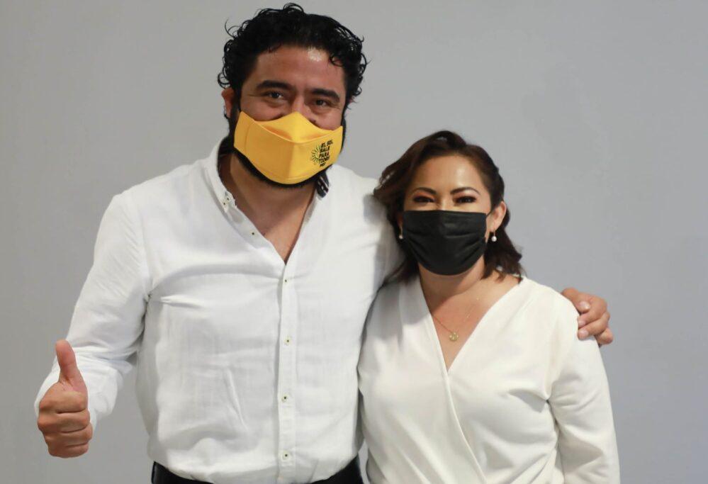 Se fortalece el perredismo con suma de hombres y mujeres valiosas como Ana Pamplona en Quintana Roo: Leobardo Rojas