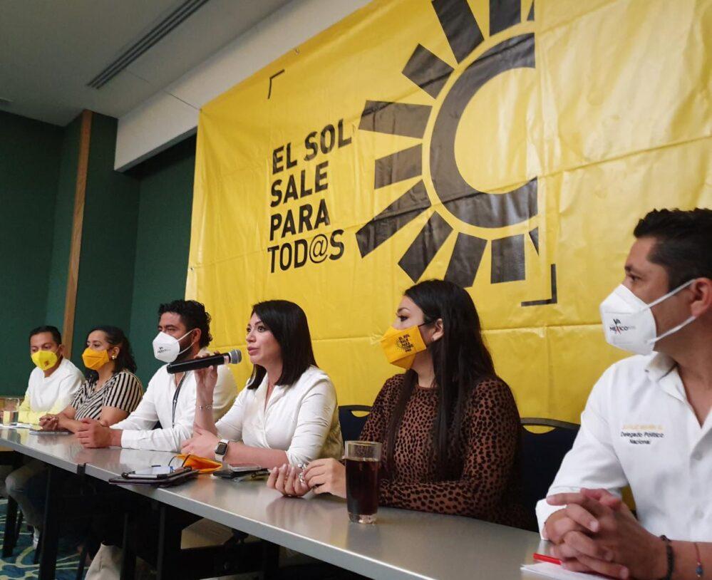 Quintana Roo: Construir con los jóvenes propone PRD y lanza agenda digital para las juventudes