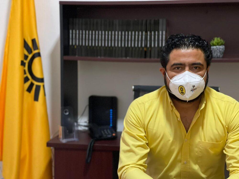 Impugna PRD Quintana Roo candidatura de Isaac Jánix a la alcaldía de Benito Juárez