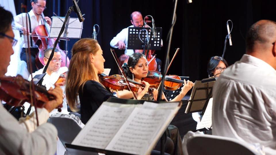 Este sábado 17 de abril concierto en vivo de la Orquesta de Cámara en Cancún