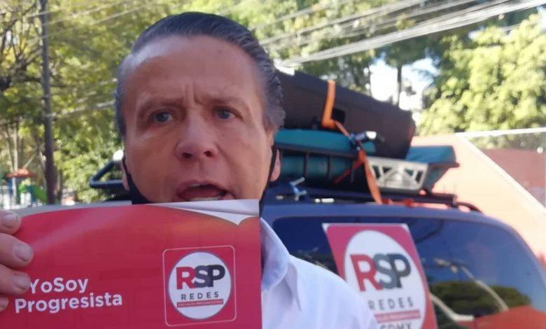 Alfredo Adame hace el ridículo, obtuvo mil votos y solo uno en la casilla donde votó