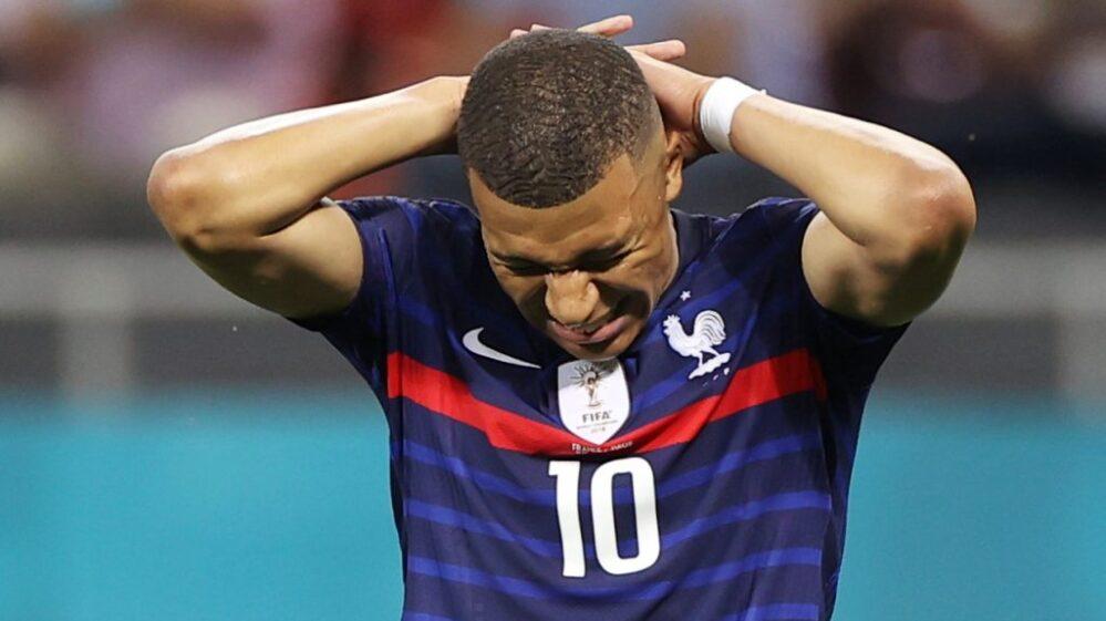 Francia fuera de la Eurocopa, Mbappé falla penal y los franceses quedan eliminados