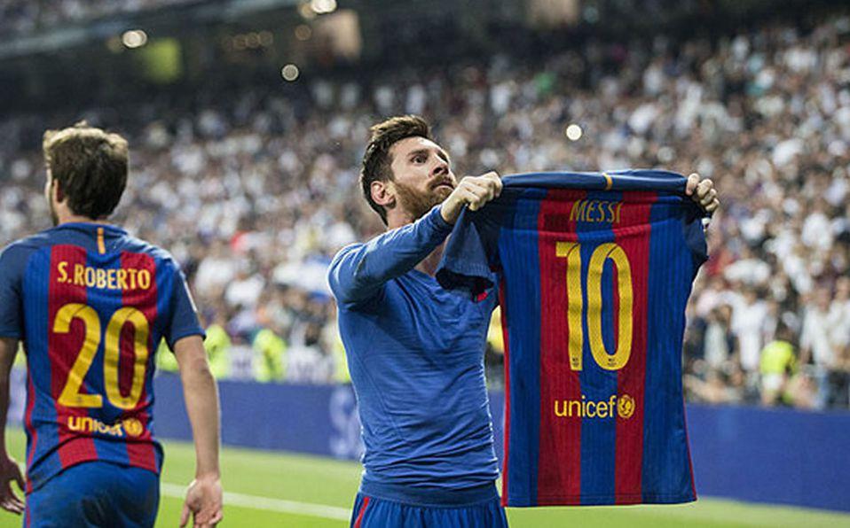 Messi es agente libre pero se espera que renueve por dos años con el FC Barcelona