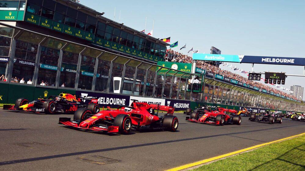 Cancelado el Gran Premio de Australia de la Fórmula 1