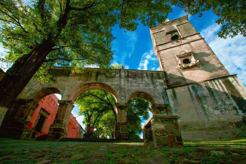 Conjunto Conventual Franciscano en Tlaxcala es declarado por la UNESCO Patrimonio Mundial