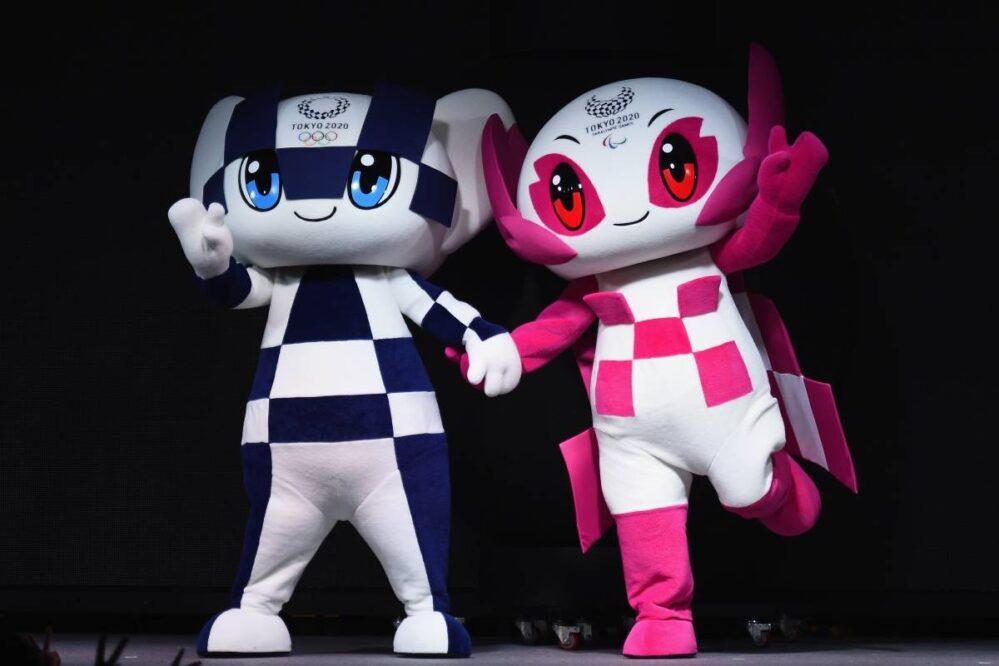 ¿Ya conoces a Miraitowa y Someity? Son las mascotas de los Juegos Olímpicos de Tokio