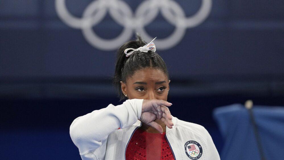 Simone Biles la estrella olímpica prefirió su salud mental que el podio en Tokio 2020