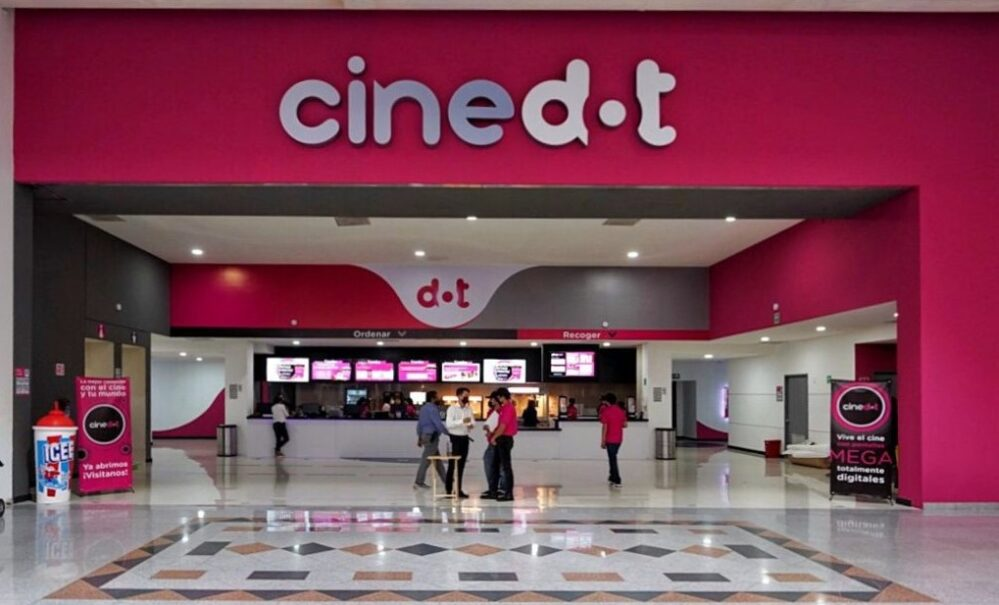 Cinedot: la nueva cadena de cines de México que quiere competir con Cinemex y Cinépolis