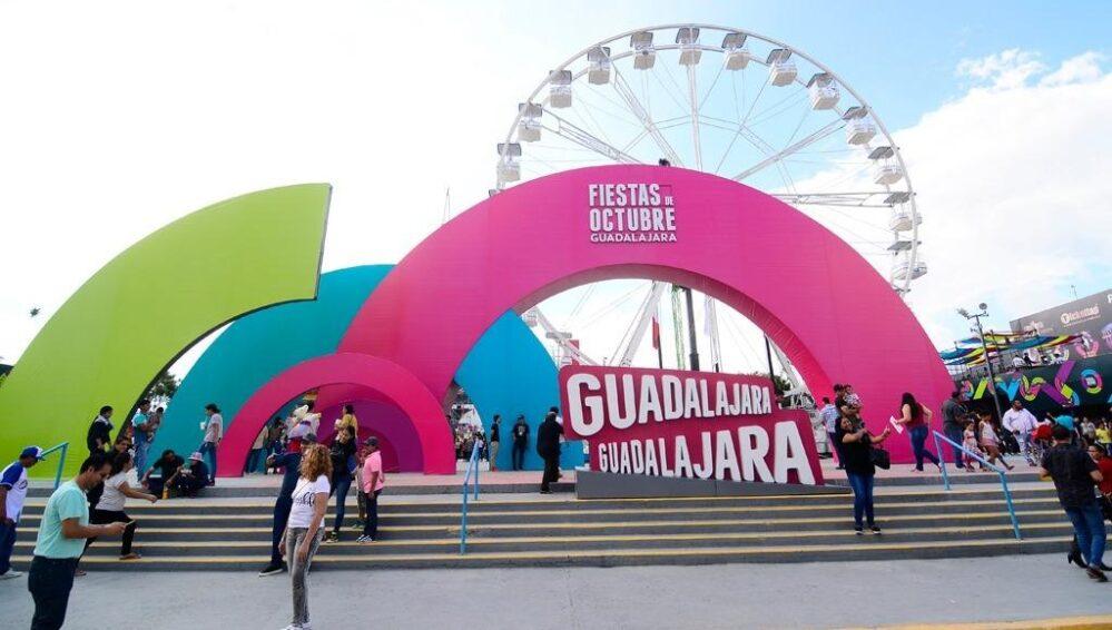 Canceladas las Fiestas de Octubre en Jalisco y ya son dos años consecutivos