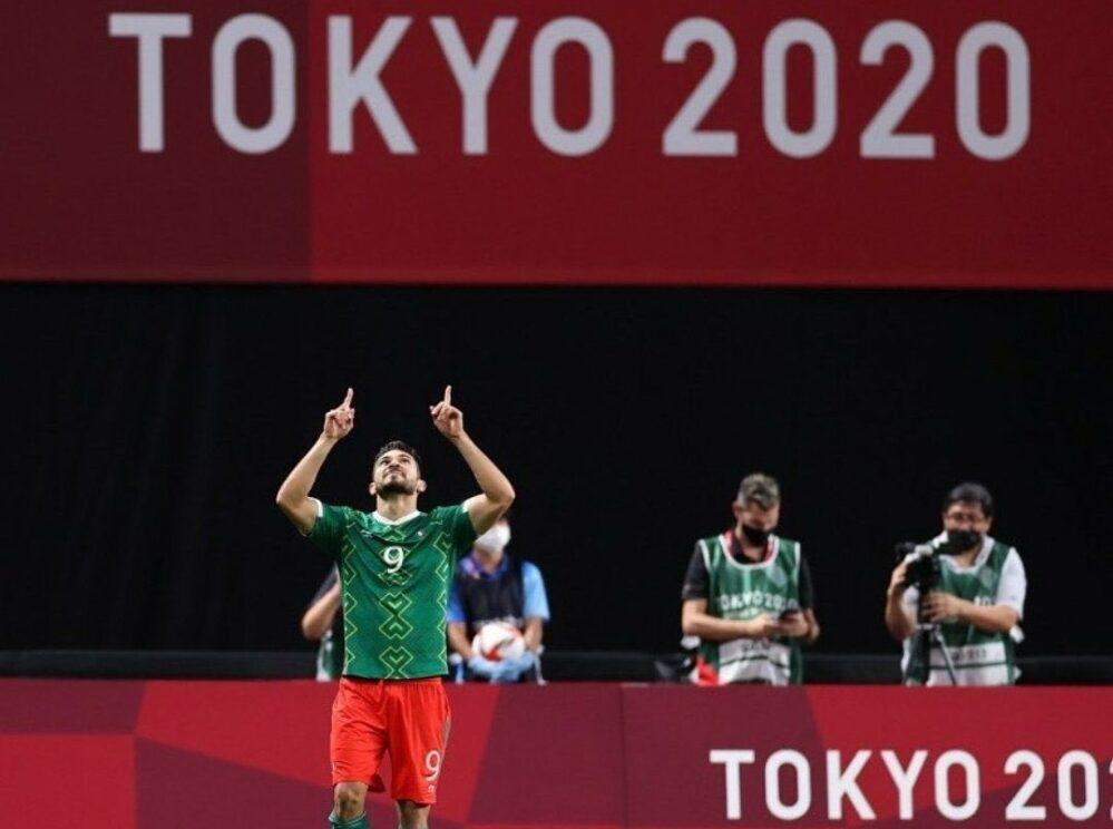 México golea 3-0 a Sudáfrica y pasa a cuartos de final en Tokio 2020