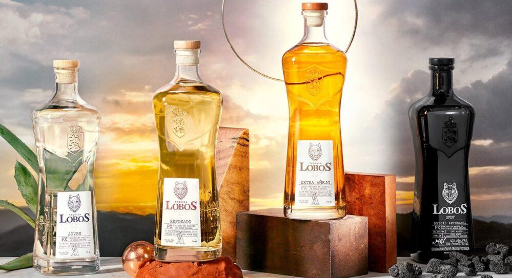 La estrella de la NBA Lebron James se enamora del tequila y del mezcal; lanza Lobos 1707