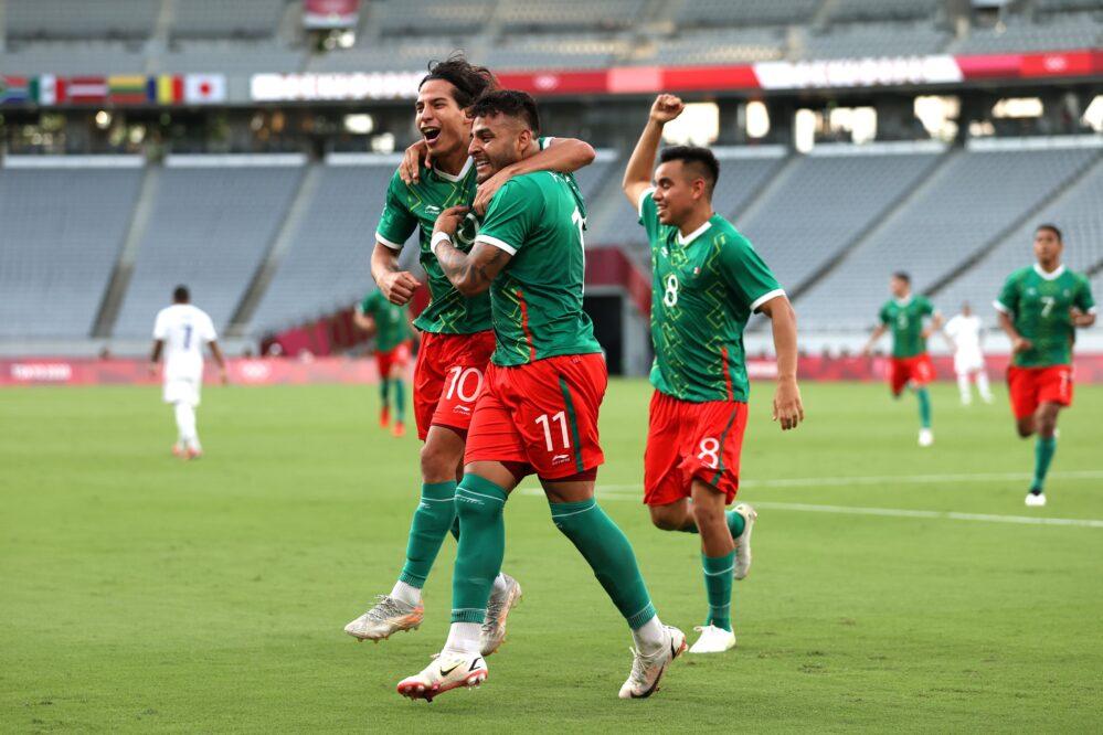 En Japón, la selección olímpica mexicana golea 4-1 a Francia