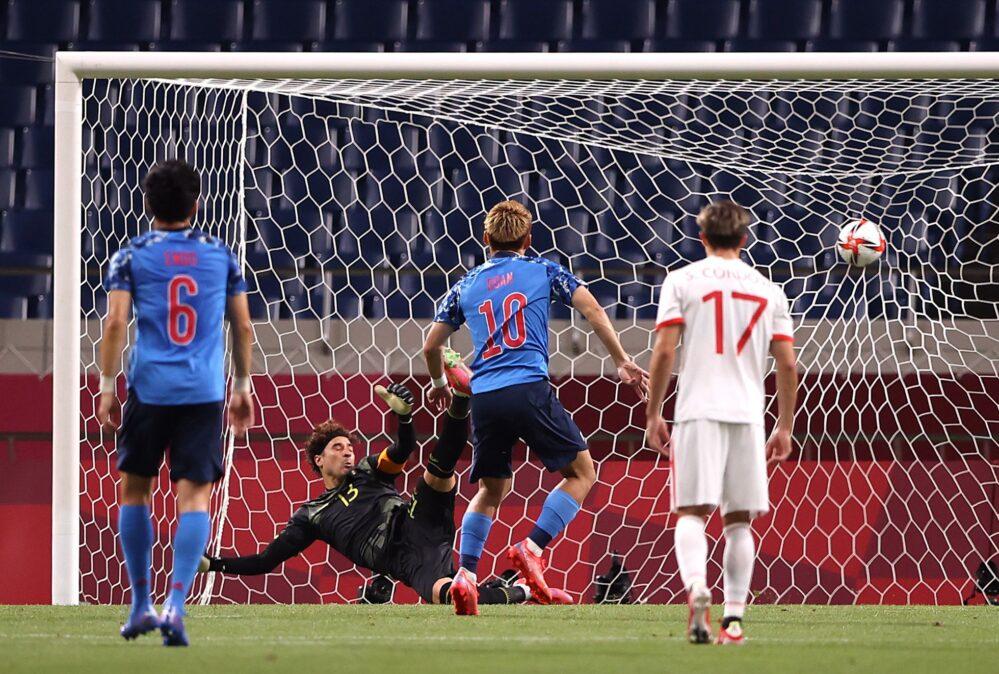 Fútbol: Japón derrota a México 2-1 en los Juegos Olímpicos de Tokio 2020