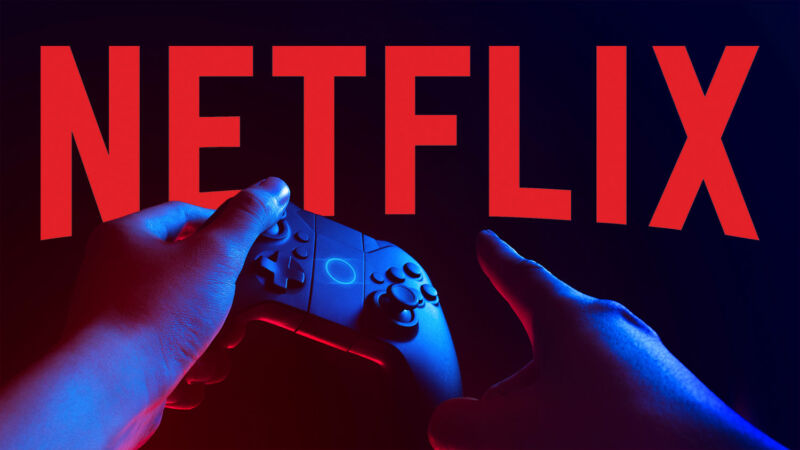 Netflix le entra a los videojuegos y le hará la competencia a Xbox y Playstation