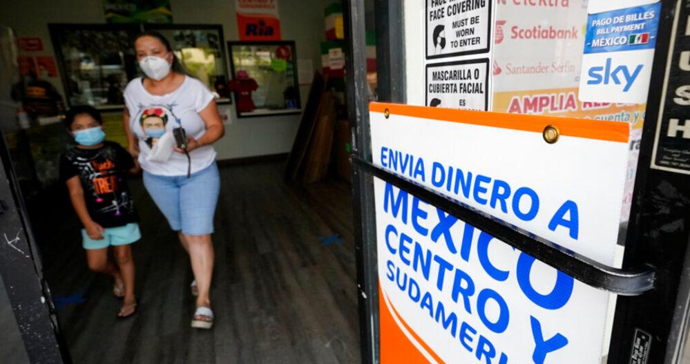 Las remesas no son un puntal de la economía en México