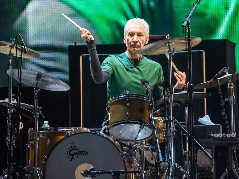 The Rolling Stones están de luto, muere su baterista Charlie Watts