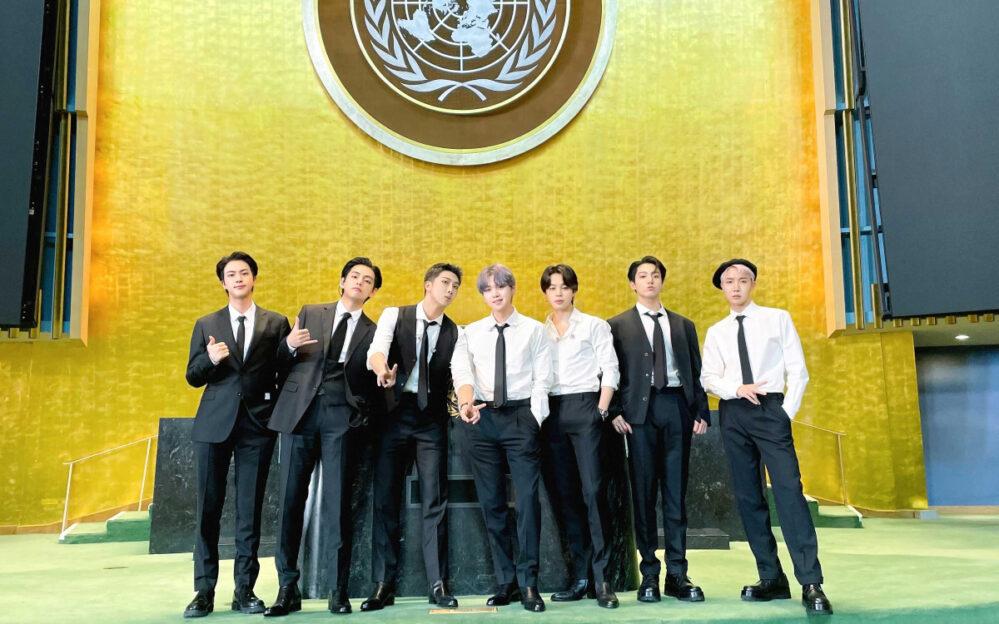 K-POP: BTS alza la voz por los jóvenes de todo el mundo desde la ONU