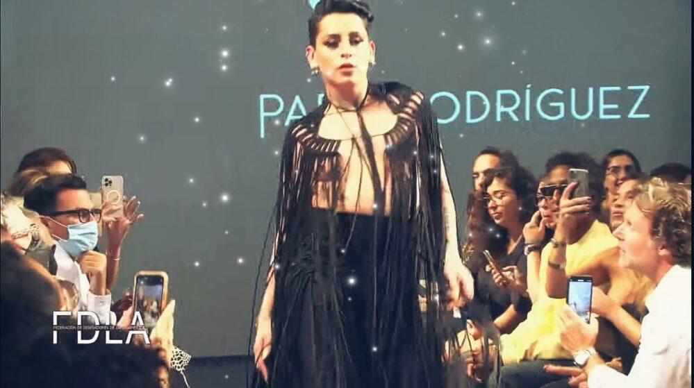 VIDEO: Kunno debuta el Fashion Week de New York de la mano de la diseñadora Paris Rodríguez