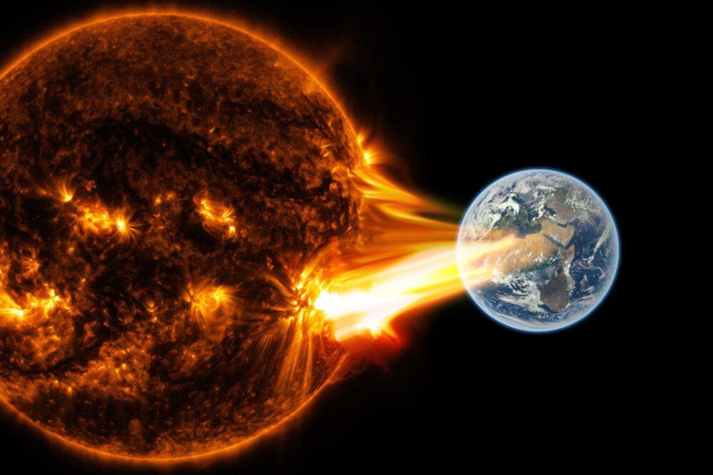 No estamos preparados para otra supertormenta solar