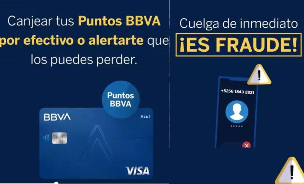 ¡Ojo! Esta es la nueva forma de realizar fraudes a clientes de Banco BBVA