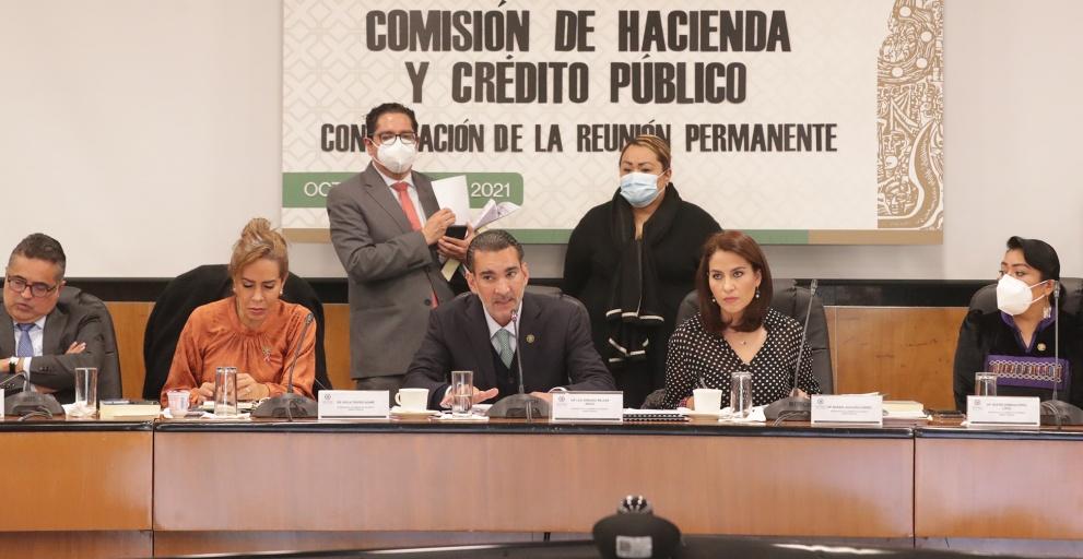 Comisión de Hacienda de Cámara de Diputados avala Miscelánea Fiscal 2022